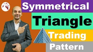 Symmetric Triangle Trading Pattern Strategy in Hindi