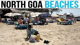 North Goa Beaches