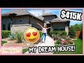 Found My DREAM HOME?!   HOUSE HUNTING   New Home Shopping