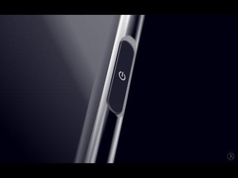 Il nuovo concept di Sony Xperia mostra un pannello Edge to Edge e cornici ridotte