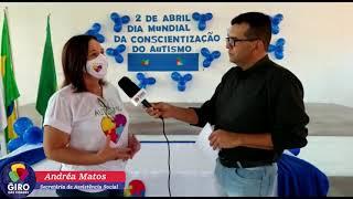 Entrevista com a Secretária de Assistência Social de Venturosa