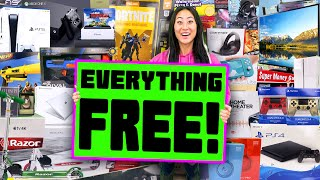 I Opened a FREE STORE!!