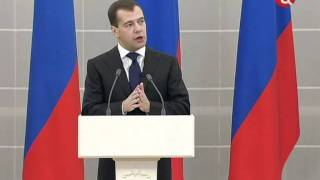 Медведев. Итоги выборов 2011 (sl)