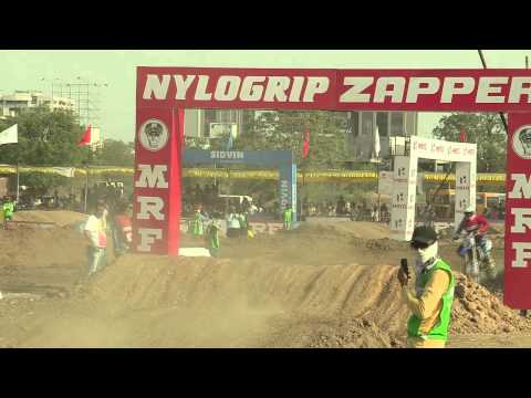 MRF Mogrip FMSCI National Supercross Championship - Round 1- Ahmedabad