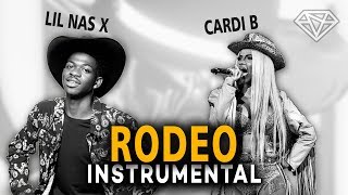 Lil Nas X, Cardi B   Rodeo (Instrumental) [Reprod. By Diamond Style]