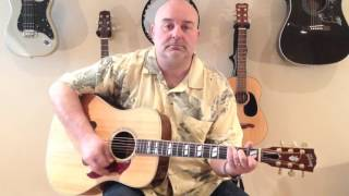 How to Play Head Over Boots - Jon Pardi (cover) - Easy 5 Chord Tune