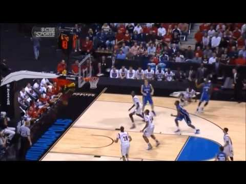 Kevin Ware Injury - Louisville vs Duke 2013 Elite Eight