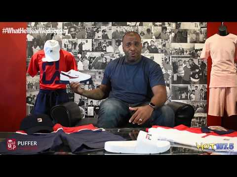 Original Fila Fitness Sneaker Review For #WhatHeWearWednesday