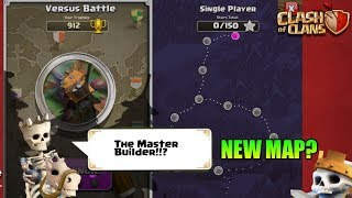 NEW SKELETON MAP IN CLASH OF CLANS | NEW SINGLE PLAYER MAP IN BH | NEW UPDATE CONCEPT