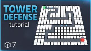 How to make a Tower Defense Game (E07 CAMERA) - Unity Tutorial