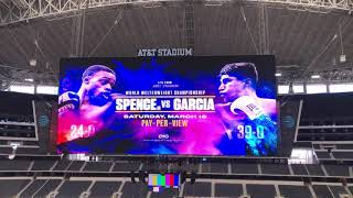 Wow robert garcia notices big mistake in fight poster