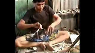 How The Gurkha Khukuri Kukri Knife Is Made  HD
