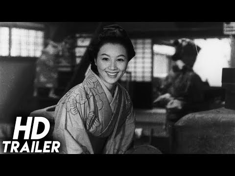 Chikamatsu Monogatari (1954) ORIGINAL TRAILER [HD 1080p]