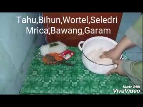 Video ANEKA OLAHAN TAHU MASAKAN UNIK
