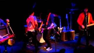 Arkells—Heart of the City—Live in Vancouver 2009-11-19
