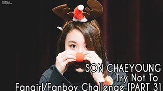 TWICE Chaeyoung - Try Not To Fangirl/Fanboy Challenge [PART 3]