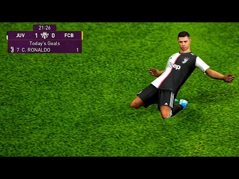PES 2020 Mobile / Pro Evolution Soccer / Android Gameplay #1 60Fps
