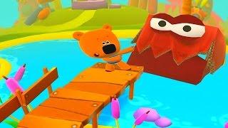Ми ми Мишки Интерактивный Мульт обучающие детские мини игры с Кешой и Тучкой