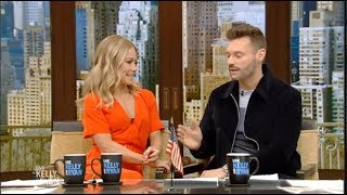 """Live With Kelly And Ryan MARCH 5, 2019 - Julianne Moore (""""Gloria Bell""""); Brandon Micheal Hall...."""