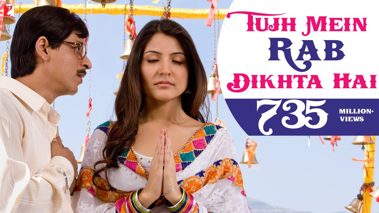 Tujh Mein Rab Dikhta Hai – Roop Kumar Rathod Lyrics
