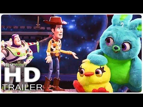 TOY STORY 4 Teaser Trailer 2 (2019)