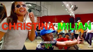 "Christina Milian - ""Am to PM"" - JR Taylor Choreography"