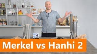 Дымогенератор Merkel vs дымогенератор Hanhi 2: обзор и сравнение генераторов дыма для копчения