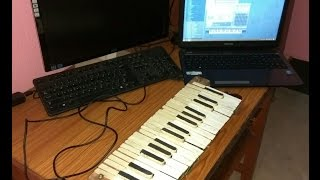 Homemade USB Musical Keyboard Part-2