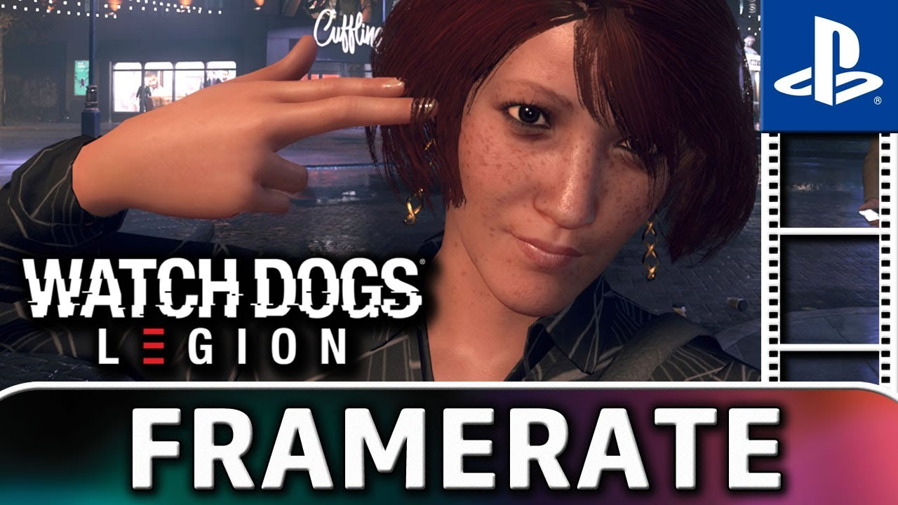 Watch Dogs: Legion | PS4 Frame Rate Test