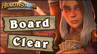 [Hearthstone] Board Clear