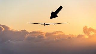 Solar Impulsе 2 - Первый Самолёт на солнечных батареях