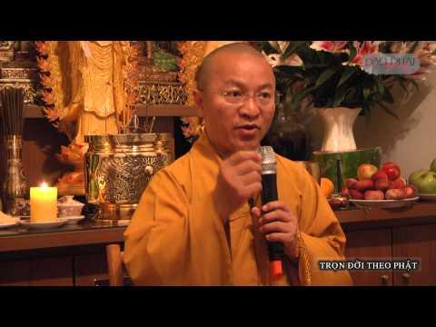Trọn đời theo Phật