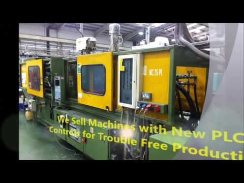 Negri Bossi NB-40 40 Tons Plastic Injection Molding Machine