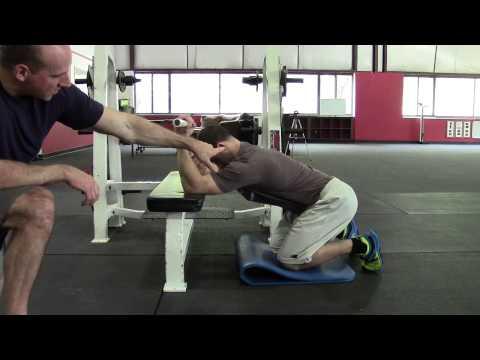 HighPerformanceHandbook.com: Bench T-Spine Mobilizations