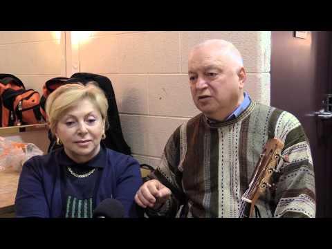 Концерт Татьяны, Сергея и Александра Никитиных в Торонто