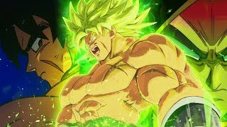 THE NEW BROLY IS FIRE! BROLY
