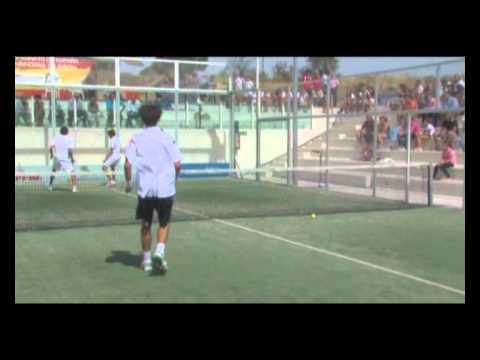 Final Cto. España de Menores