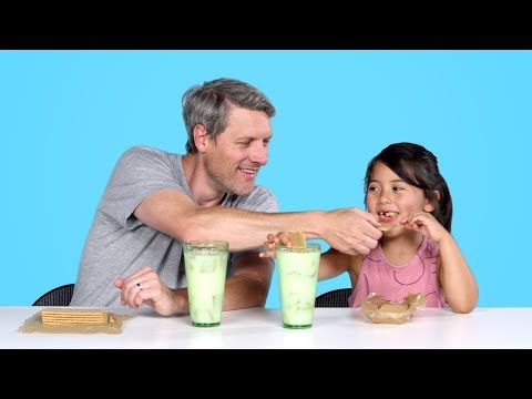 Kids Try Favorite Foods From Their Parents Childhoods