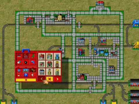 lego loco - pc train set simulator