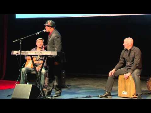 Sugar / Let Me Down | Cliff Beach | TEDxNapaValley...