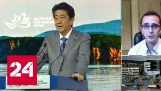 МИД Японии: мирный договор возможен только после решения территориального вопроса - Россия 24