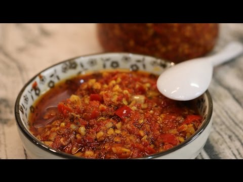 🔥🔥 Authentic Szechuan Sauce For Dumplings, Noodles or Eggrolls