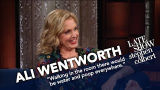 Ali Wentworth Says The Galapagos Islands Was 'Her Vietnam'