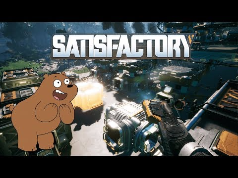 Satisfactory [Early Access] - Factorio ve 3D ? :)