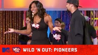 Serena Williams Pioneers Her Way To Wild 'N Out 😂🙌 | #WNOTHROWBACK