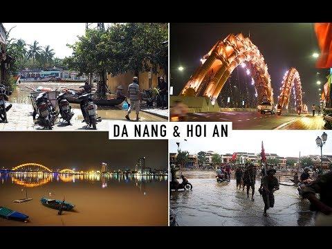 Tajfun v Hoianu a Trump v Da Nangu   Lou ve Vietnamu