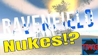 Ravenfield Nuke!? New Nuke Bomber!
