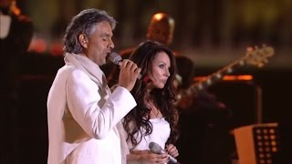 Сара Брайтман и Андреа Бочелли — «Time To Say Goodbye» — Andrea Bocelli & Sarah Brightman