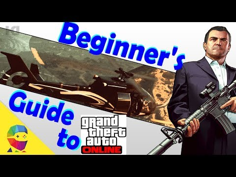 GTA Online Beginner's Guide | Getting From Zero To Hero In Grand Theft Auto