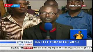 Wiper ticket by-elections ongoing in Kitui West